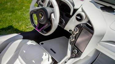 Michael Fux McLaren 720S - interior