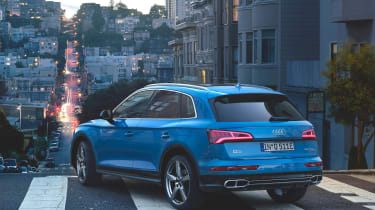 Plug-in hybrid Audi Q5