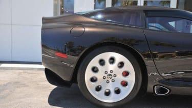 Alfa Romeo TZ3 Stradale kamm tail