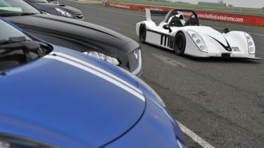 Radical SR3 SL on track