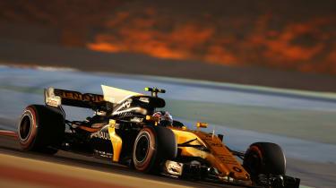 Bahrain Gran Prix 2017 - Renault