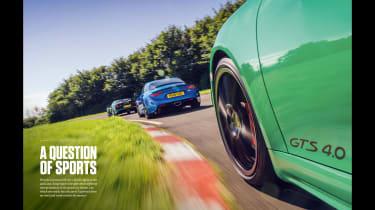 evo 283 - Sports cars
