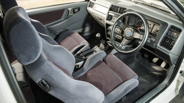 Ford Sierra Cosworth RS500 – interior