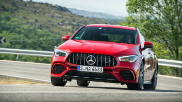 2019 Mercedes Amg Cla45 S Review A Super Saloon In
