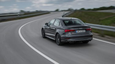 2016 Audi S3 Saloon review - It might have more power, but