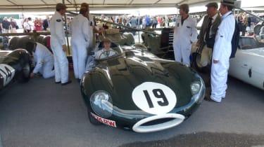 Jaguar D-Types