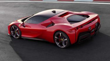 Ferrari SF90 Stradale - rear quarter