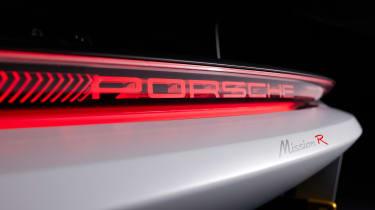 Porsche Mission R – porsche