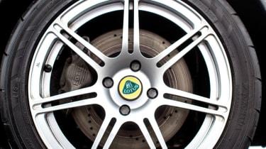 Lotus Elise S2 S wheel