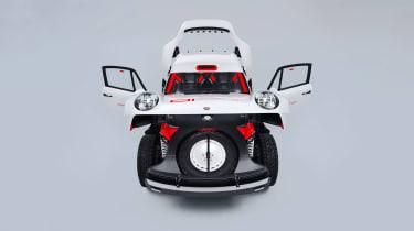Singer Vehicle Design ACS - studio rear open