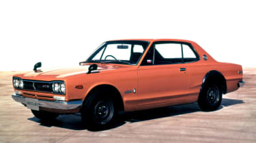 1971 Skyline GT-R Coupe