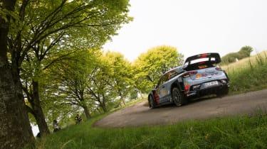 WRC Rally Germany - i20