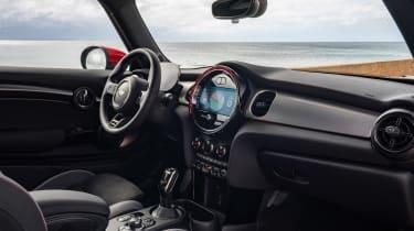 2021 Mini JCW revealed - interior