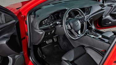 Vauxhall Insignia GSi Gran Sport – interior