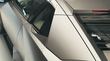 Lamborghini Reventon rear wing