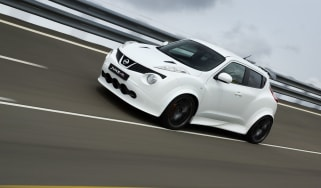 Nissan Juke R and Nismo details