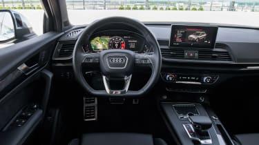 Audi SQ5 TFSI - interior