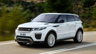 Range Rover Evoque - 2017 driving 2