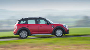 Mini Countryman SD - Side