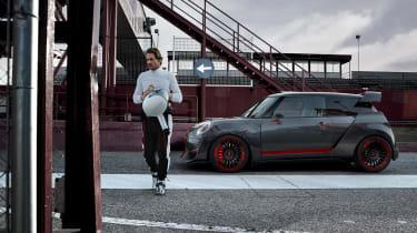 Mini John Cooper Works GP Concept - profile