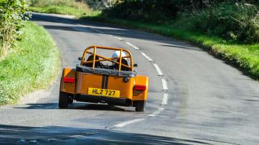 Caterham Seven 170R review