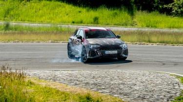 Audi RS3 mule 2020 SB – header