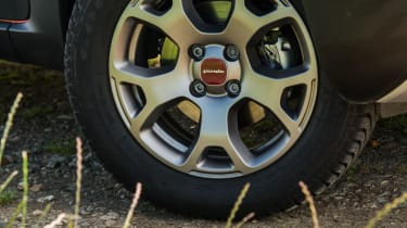 Fiat Panda Cross - Wheel
