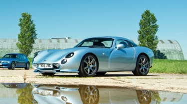 TVR Tuscan front