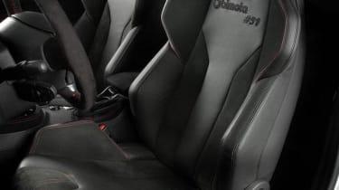 New interior details