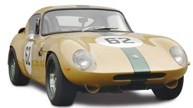 IWR Lotus Elan Coupe - front