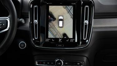 Volvo XC40 - infotainment