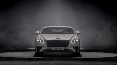 2021 Bentley Continental GT Speed - static nose