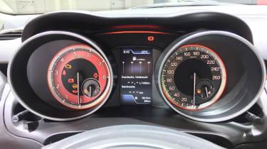 Suzuki Swift Sport frankfurt motor show dashboard