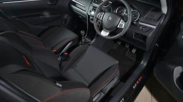2013 Suzuki Swift Sport SZ-R interior dashboard
