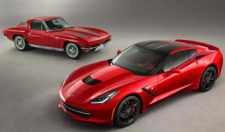 2014 Chevrolet Corvette C7 Stingray with C2