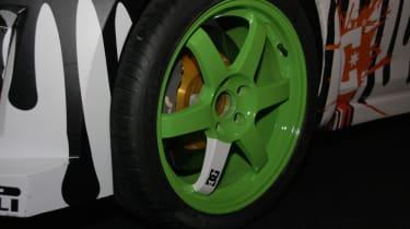 Ken Block's Gymkhana Ford Fiesta