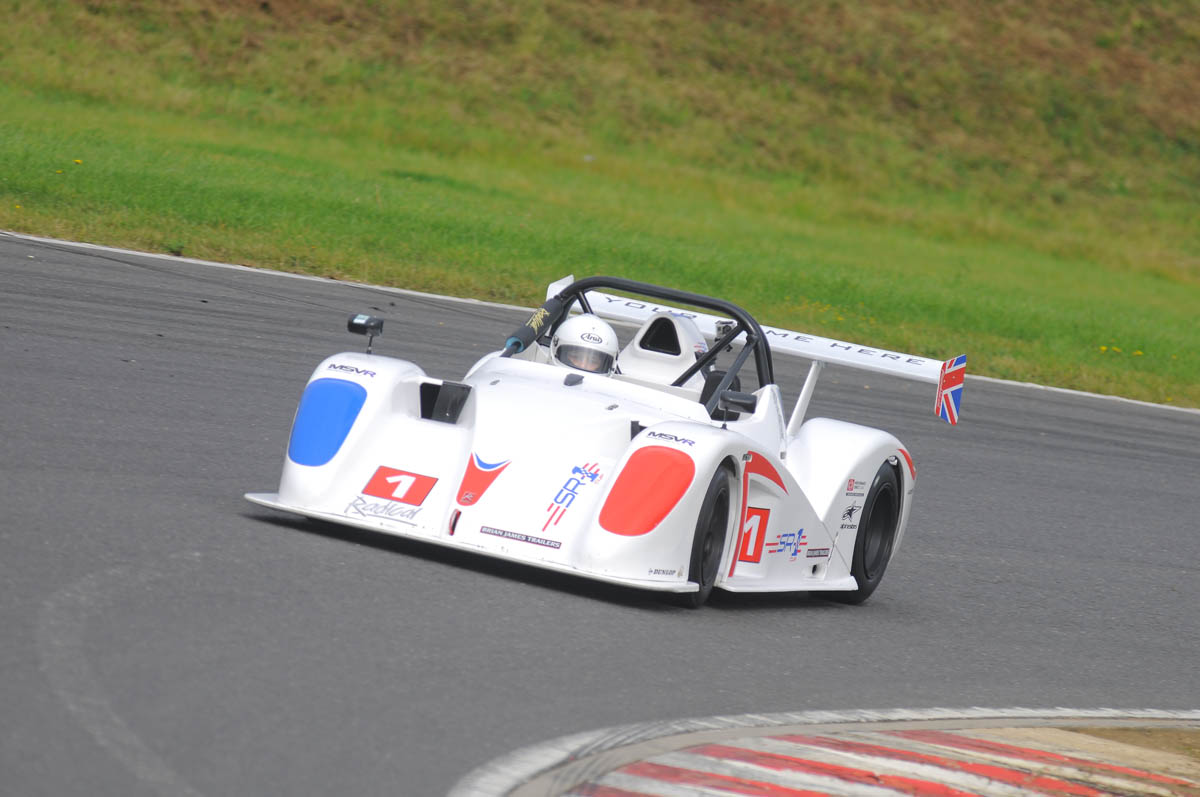 Radical SR1 Cup car review | Evo