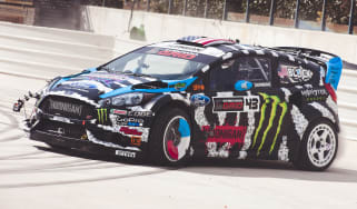 Ken Block Footkhana behind the scenes video