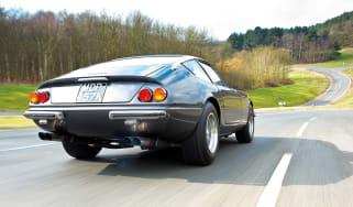 Ferrari 365 GTB/4 Daytona rear quarter