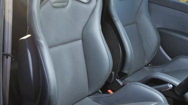 Renaultsport Clio 200 Raider leather Recaro seat