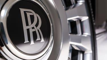 Rolls-Royce Phantom - wheel