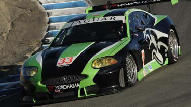 Jaguar XKR at Le Mans