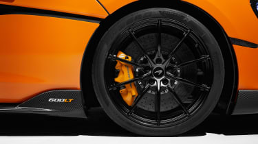 McLaren 600LT full specs - wheel