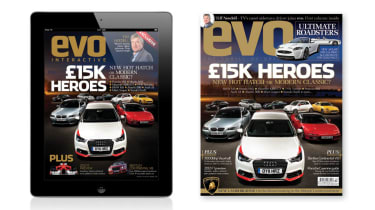 evo joint print and iPad subscription