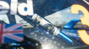 Subaru Impreza S6 WRC – marker