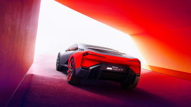 BMW Vision M Concept - rear