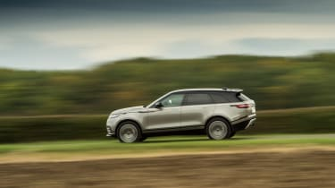Range Rover Velar P380 First Edition - profile