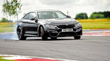 BMW M4 MY18 Comp pack - track