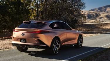 Lexus LF-1 Limitless - rear quarter