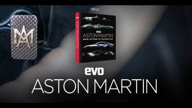 evo Aston Martin book header